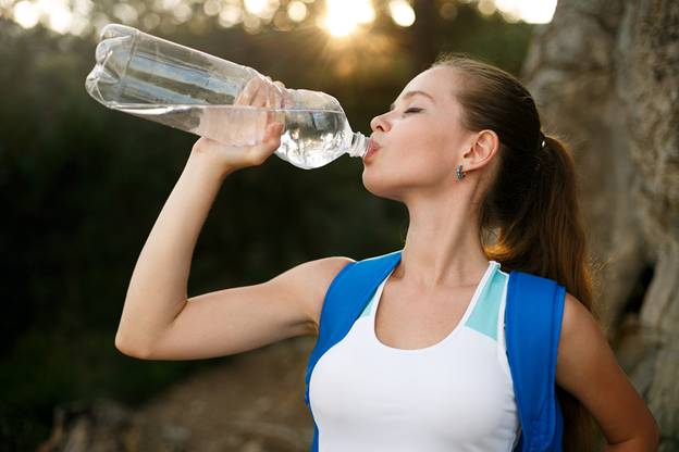 Image result for Drink lots of water