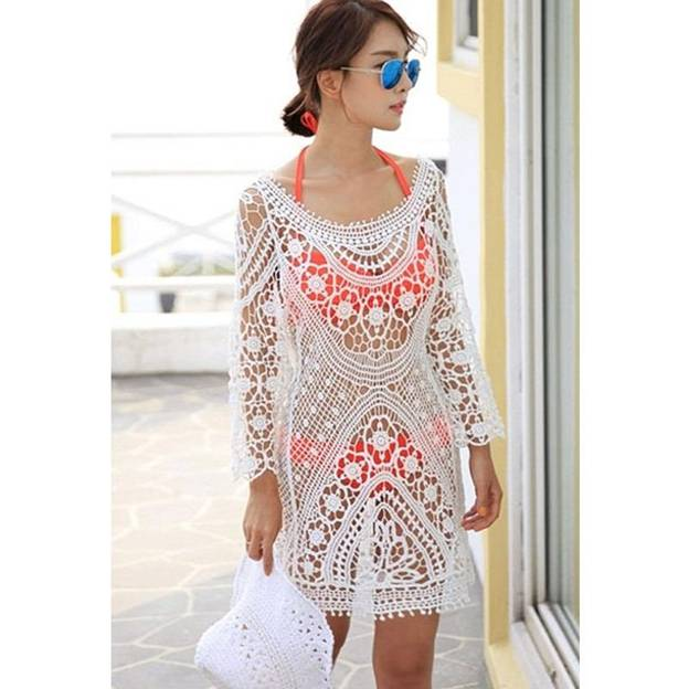 Image result for Swimsuit cover-up